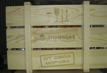 Сувенирная упаковка и тара оригинальная, из любых материалов - от картона до металла