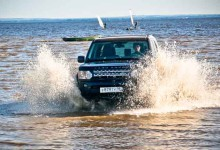 Событийный маркетинг, роад-шоу роад-шоу, Land Rover