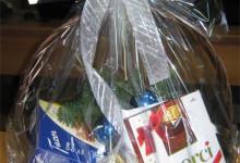 Подарочные корзины и презенты С содержимым от парфюмерии и косметики до продуктов. Отправка во все регионы России.