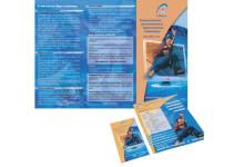 Полиграфия презентационные листовки