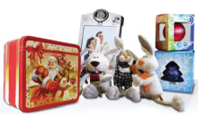 Событийные и праздничные сувениры в оригинальной упаковке, с символикой события и логотипом бренда