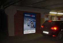 Premium Media паркинг