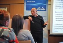 Событийный маркетинг презентация Linde